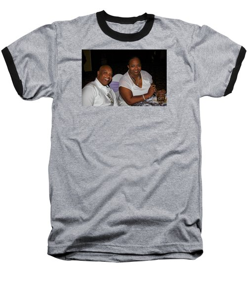 Sanderson - 4528 Baseball T-Shirt