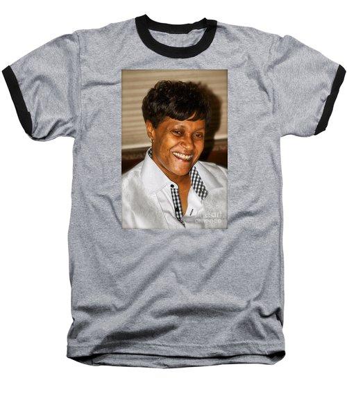 Sanderson - 4533.2 Baseball T-Shirt by Joe Finney