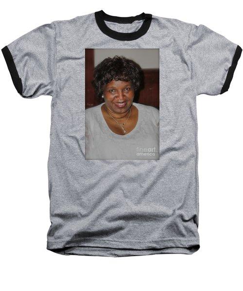 Sanderson - 4535.2 Baseball T-Shirt by Joe Finney