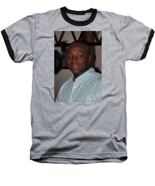 Sanderson - 4541 Baseball T-Shirt by Joe Finney