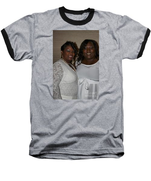 Sanderson - 4543 Baseball T-Shirt by Joe Finney