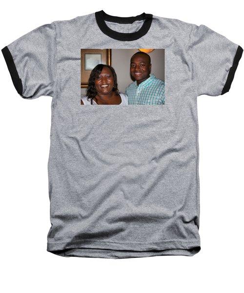 Sanderson - 4545 Baseball T-Shirt by Joe Finney