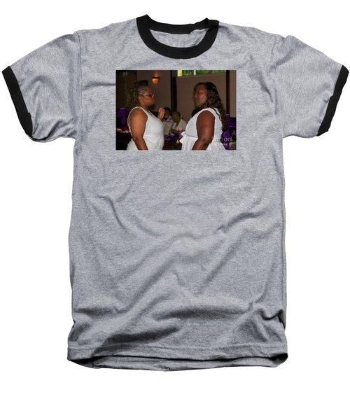 Sanderson - 4546 Baseball T-Shirt by Joe Finney