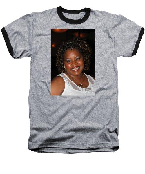 Sanderson - 4552 Baseball T-Shirt by Joe Finney