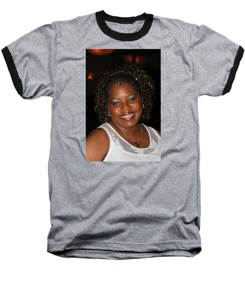 Sanderson - 4552 Baseball T-Shirt