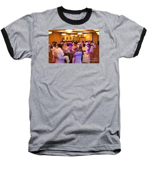 Sanderson - 4555 Baseball T-Shirt by Joe Finney