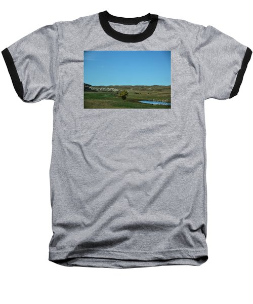 Sandhills Ranch Baseball T-Shirt