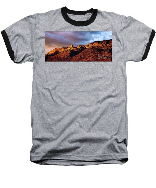 Baseball T-Shirt featuring the photograph Sandia Beauty by Gina Savage