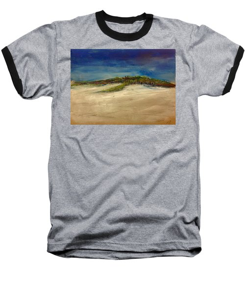 Sandilands Beach - Overcast Day Baseball T-Shirt