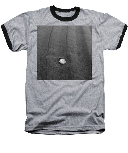Baseball T-Shirt featuring the photograph Sandlines by Jouko Lehto