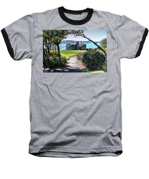 Sandsfoot Castle Weymouth Uk Baseball T-Shirt
