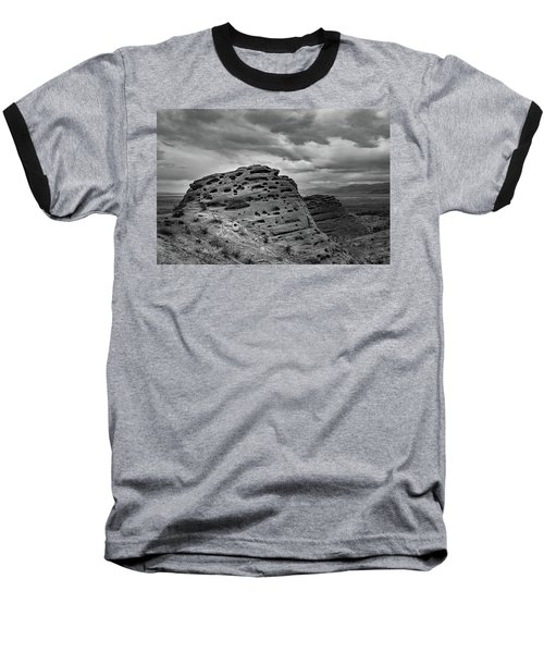 Sandstone Butte Baseball T-Shirt