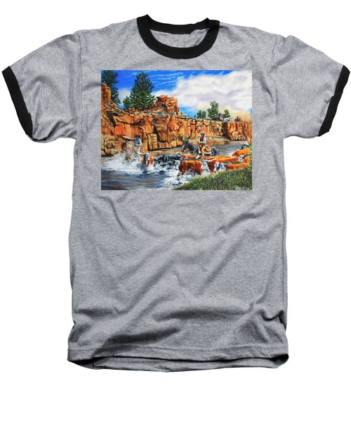 Sandstone Crossing Baseball T-Shirt
