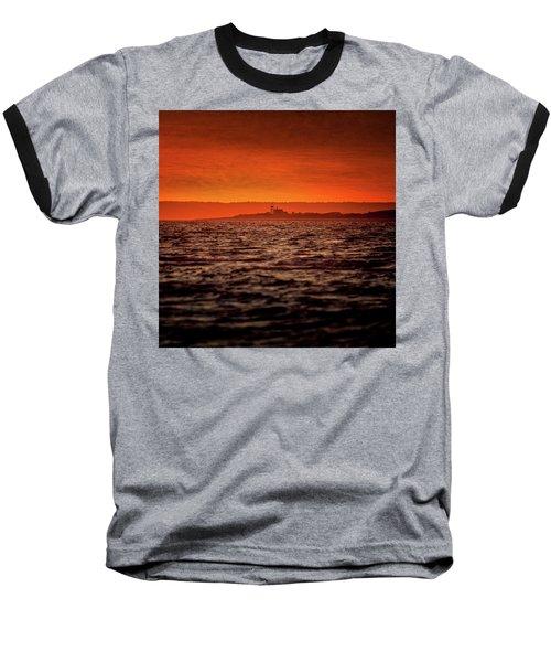 Sandy Neck Light Baseball T-Shirt