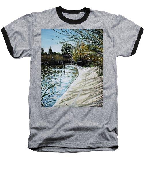 Sandy Reeds Baseball T-Shirt
