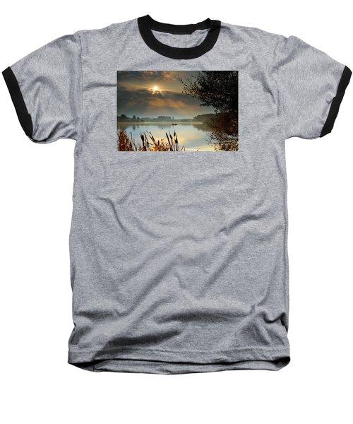 Sandy Water Park 1 Baseball T-Shirt
