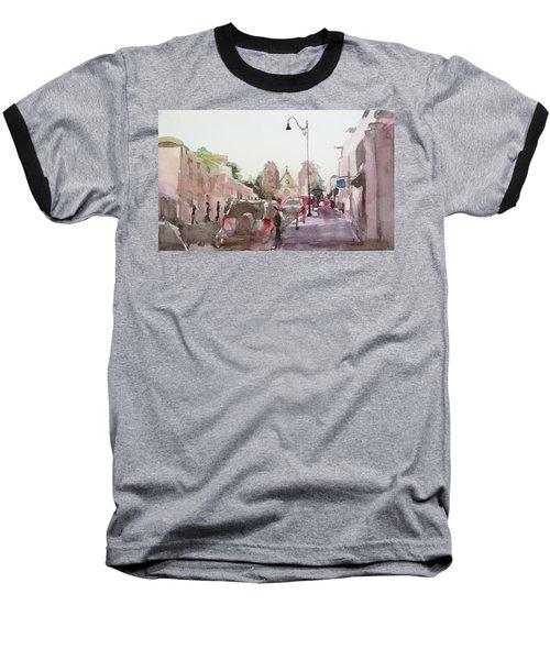 Sanfransisco Street Baseball T-Shirt