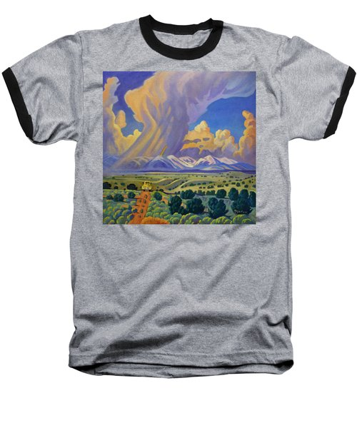 Sangre De Christo Passage Baseball T-Shirt
