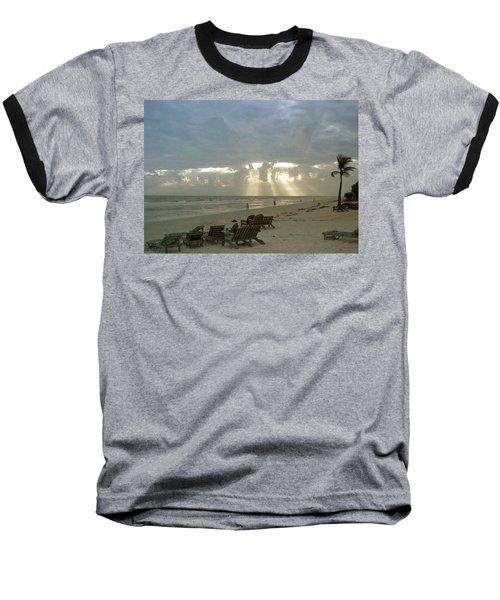 Sanibel Island Fl Baseball T-Shirt