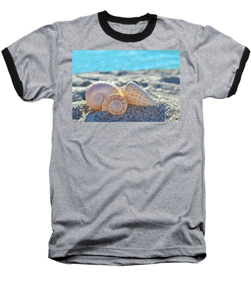 Sanibel Treasures  Baseball T-Shirt