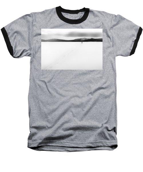 Sannikov Land Baseball T-Shirt