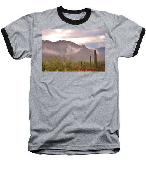Santa Catalina Mountains II Baseball T-Shirt