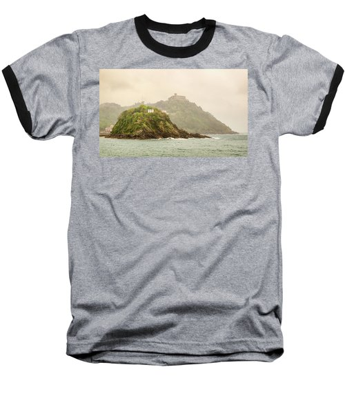 Santa Clara Island Baseball T-Shirt