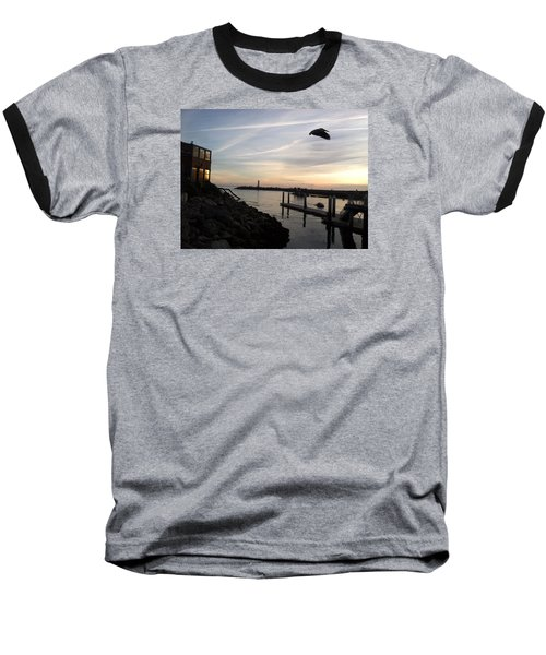 Santa Cruz Evening Baseball T-Shirt