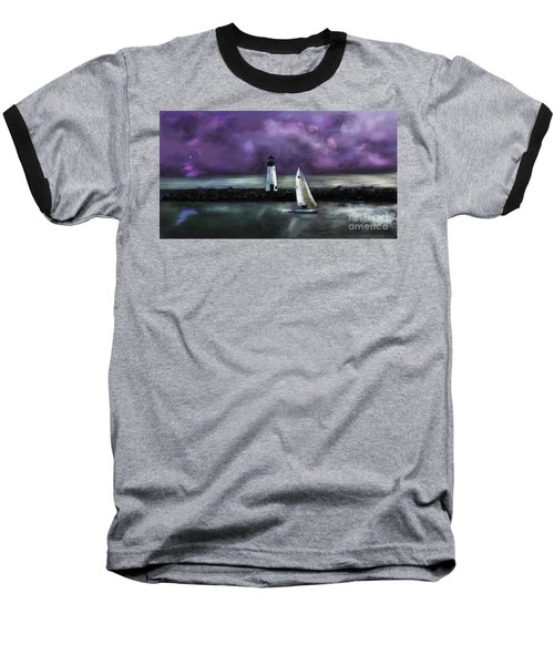 Santa Cruzin Baseball T-Shirt