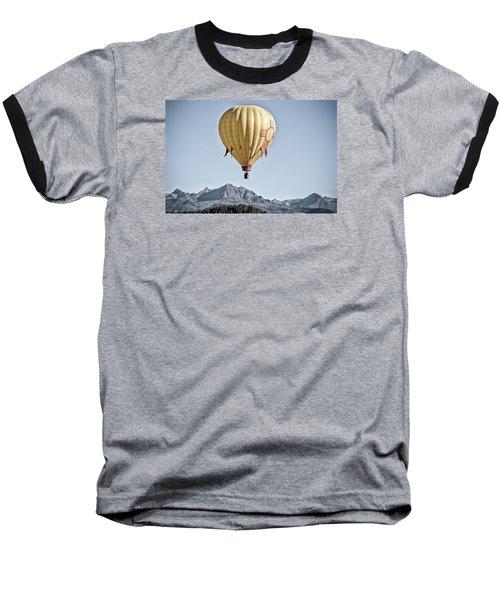 Santa Fe Air Force Baseball T-Shirt by Kevin Munro