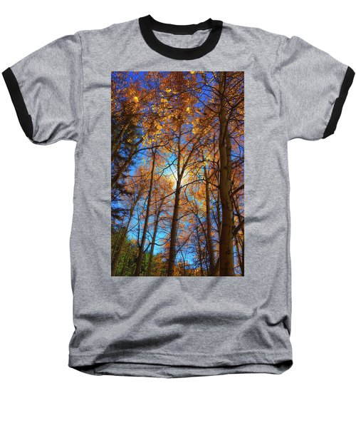 Baseball T-Shirt featuring the photograph Santa Fe Beauty II by Stephen Anderson