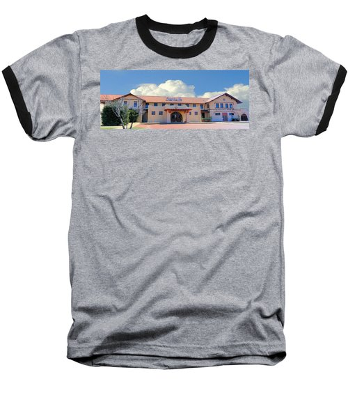 Santa Fe Depot In Amarillo Texas Baseball T-Shirt