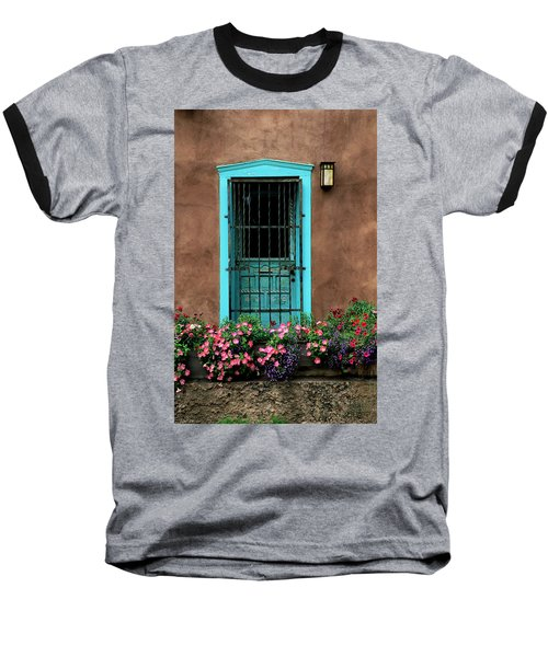 Santa Fe Door #1 Baseball T-Shirt