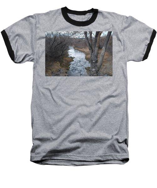 Santa Fe River Baseball T-Shirt
