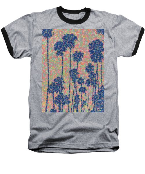 Santa Monica Baseball T-Shirt