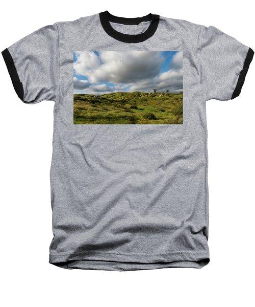 Santee Rocks Spring Baseball T-Shirt