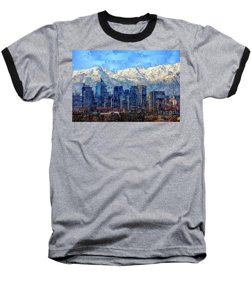 Santiago De Chile, Chile Baseball T-Shirt