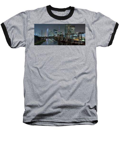Sao Paulo Bridges - 3 Generations Together Baseball T-Shirt