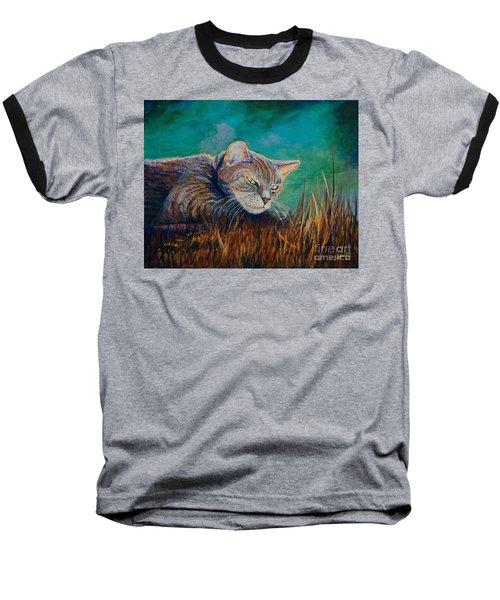Saphira's Lawn Baseball T-Shirt