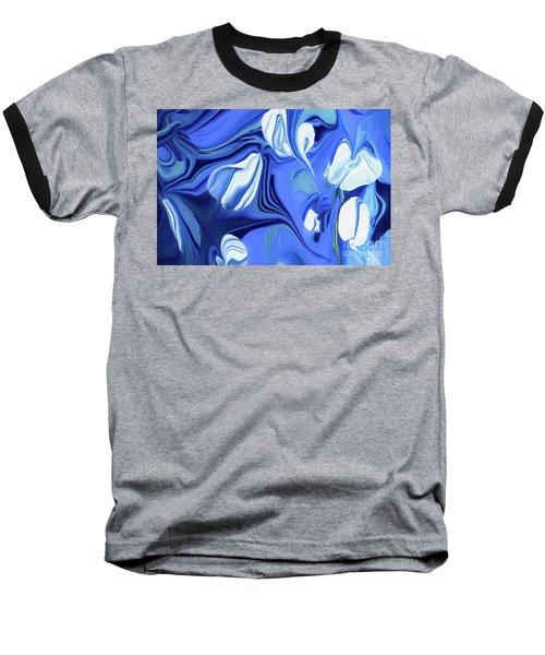 Sapphire Dreams Baseball T-Shirt