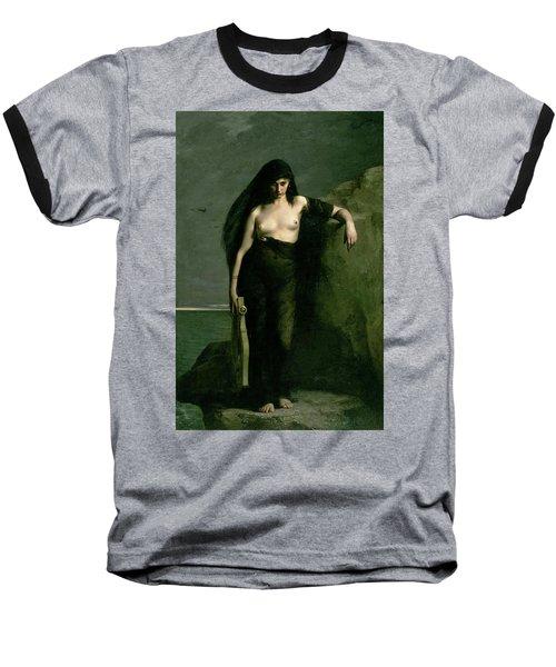 Sappho Baseball T-Shirt