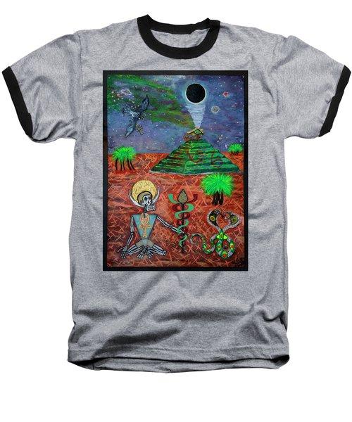Saqqara Cooomplete Baseball T-Shirt