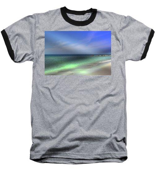 Sarasota Ocean  Baseball T-Shirt