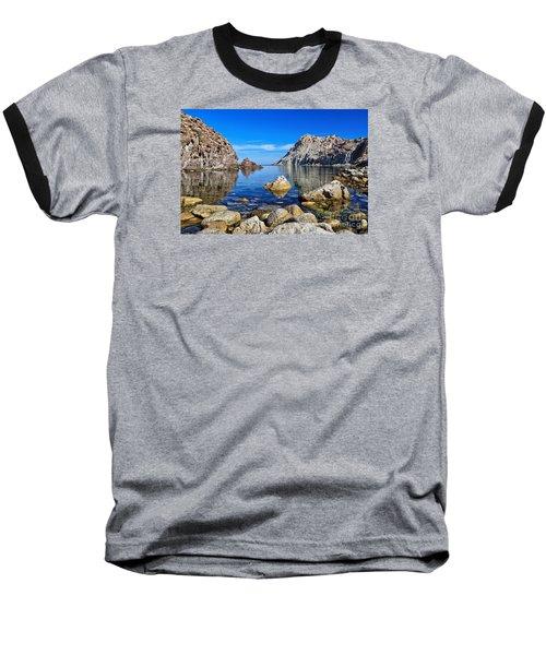 Sardinia - Calafico Bay  Baseball T-Shirt
