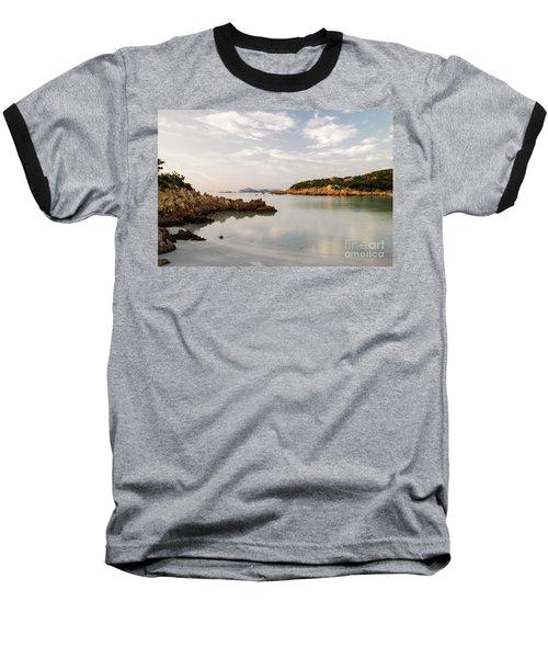 Sardinian Coast I Baseball T-Shirt