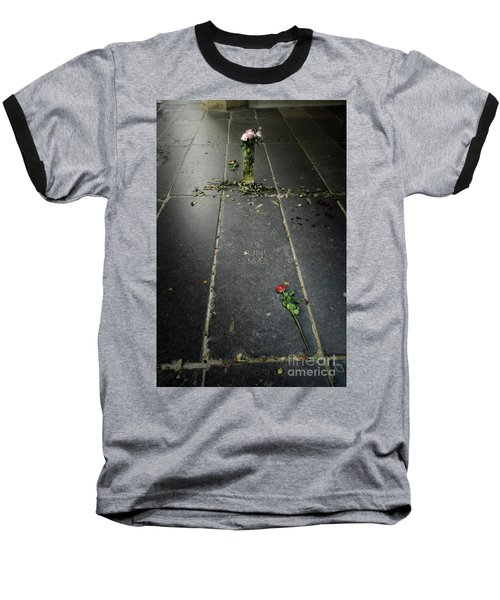 Baseball T-Shirt featuring the photograph Saskia Rembrandt's Tomb by RicardMN Photography