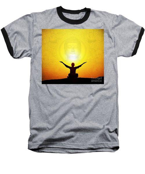 Sat Chit Ananda Baseball T-Shirt