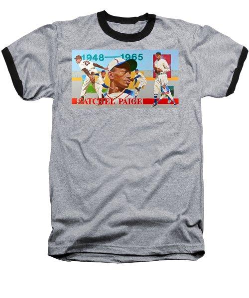Satchel Paige Baseball T-Shirt