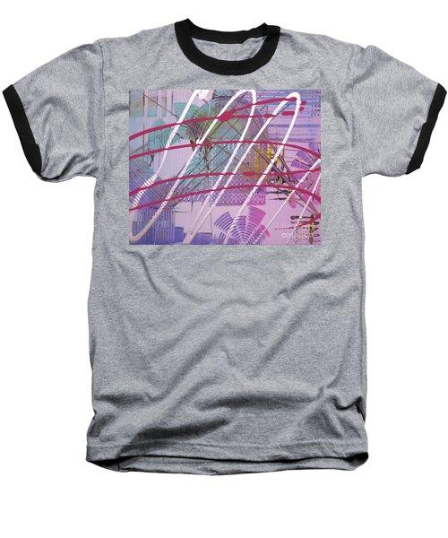 Satellites Baseball T-Shirt