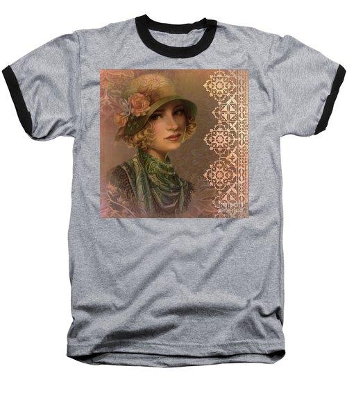 Satin And Lace 2016 Baseball T-Shirt